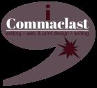 i-Commaclast logo